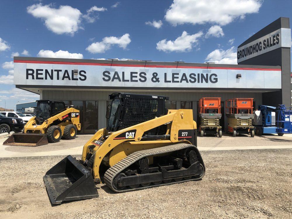 Groundhog Sales   Heavy Equipment Innisfail