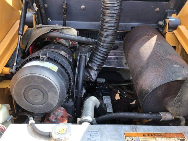 2008 Mustang 2066 Skid Steer #2393